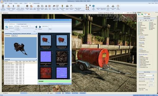 Crytek выпустила первые скриншоты из предстоящего редактора Crysis 2, который выйдет в начале этого лета, который мо ... - Изображение 1