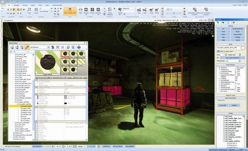 Crytek выпустила первые скриншоты из предстоящего редактора Crysis 2, который выйдет в начале этого лета, который мо ... - Изображение 2