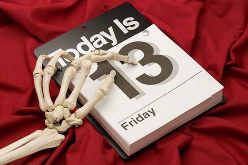 """Пятница вообще считается не очень хорошим днем, а в сочетании с """"чертовой дюжиной"""" она и вовсе приобретает сверхмист ... - Изображение 2"""