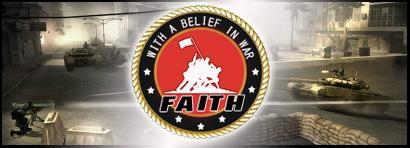 Здравствуйте уважаемые пользователи КаНоБУ!         Вас приветствует  первый русскоязычный клан«Faith»,   в сообщест ... - Изображение 1