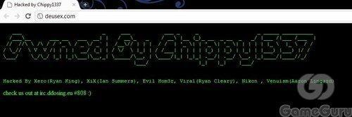 Официальные сайты компании Eidos Interactive и серии Deus Ex были атакованы хакерами. Об этом пишет Kotaku со ссылко ... - Изображение 1