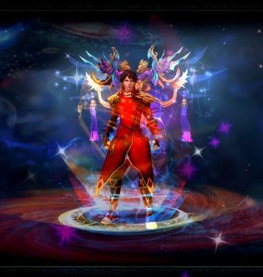 Маг в Blood and Soul  Бог правосудия Агенон – хранитель древних знаний, берущих свои истоки от сотворения мира. Он о ... - Изображение 1