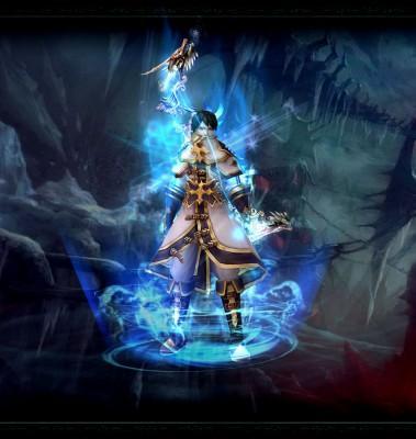 Стрелок в Blood and Soul  Прекрасная, как сияние звезд, богиня Дивона искусно владеет луком и стрелами. Своим ученик ... - Изображение 1
