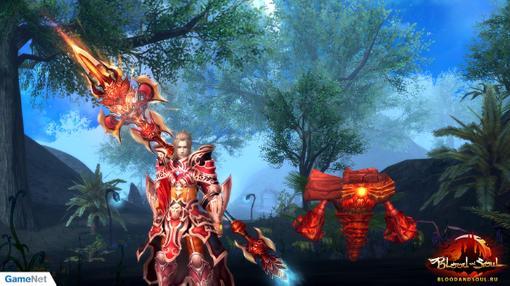 18.05.2011, Москва. Компания GameNet сообщает, что Blood and Soul, известная среди европейских игроков как Blood Rit ... - Изображение 1