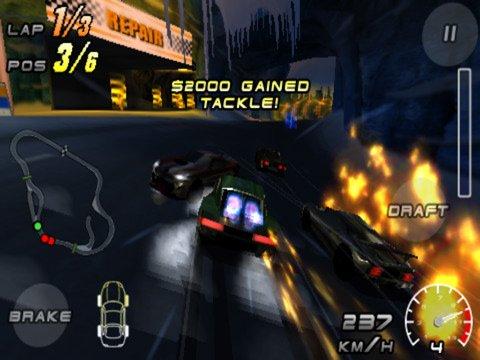 Raging thunder 2 hd (обновлено до версии 1010)