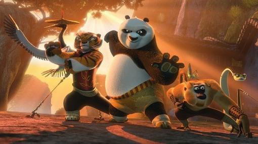 """Наконец свершилось... Выход долгожданной 2 части искрометного мультфильма """"Кунгфу панда""""! Причем это не какое-то про ... - Изображение 1"""
