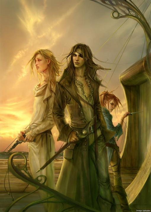 """Ридли Скоттс братом Тони поняли, что """"Пираты Карибского моря"""" себя изжили, но тема пиратства благоденствует, и по го ... - Изображение 1"""