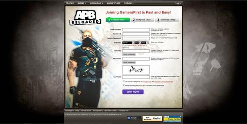 Всем привет, с вами Mihaylo и я решил сделать гайд по игре APB Reloaded Beta. Итак начнем:  1. Регистрация и скачива ... - Изображение 3