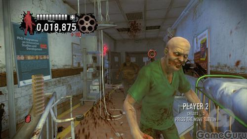 Компания Sega анонсировала PS3-порт рельсового шутера The House of The Dead: Overkill, выпущенного эксклюзивно для W ... - Изображение 3
