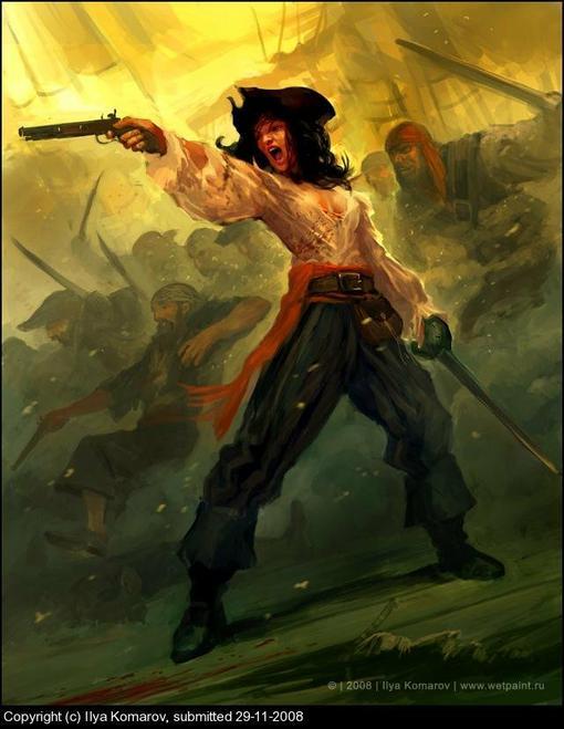 """Ридли Скоттс братом Тони поняли, что """"Пираты Карибского моря"""" себя изжили, но тема пиратства благоденствует, и по го ... - Изображение 2"""