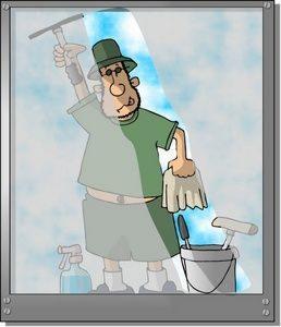 Почти генеральная уборка за час  Уборка превращает в хаос жизнь любого нормального холостяка, который начинает убира ... - Изображение 1