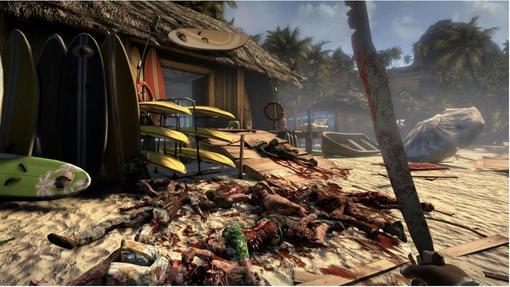 Недавно были опубликованы новые скриншоты из проекта Dead Island. Мачете отлично подойдет для уничтожения зомби, осо ... - Изображение 2