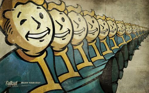 """Хелоу Канобу! В сети появился мод """"Requiem For The Capital Wasteland"""", который позволяет объединить Fallout: New Veg ... - Изображение 1"""