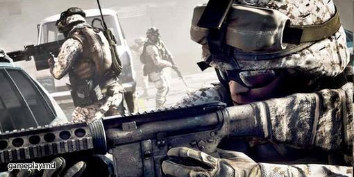 Все мы знаем что осенью этого года начнется мощная конкуренция между двумя проектами - Battlefield 3 (EA) и Call of  ... - Изображение 2