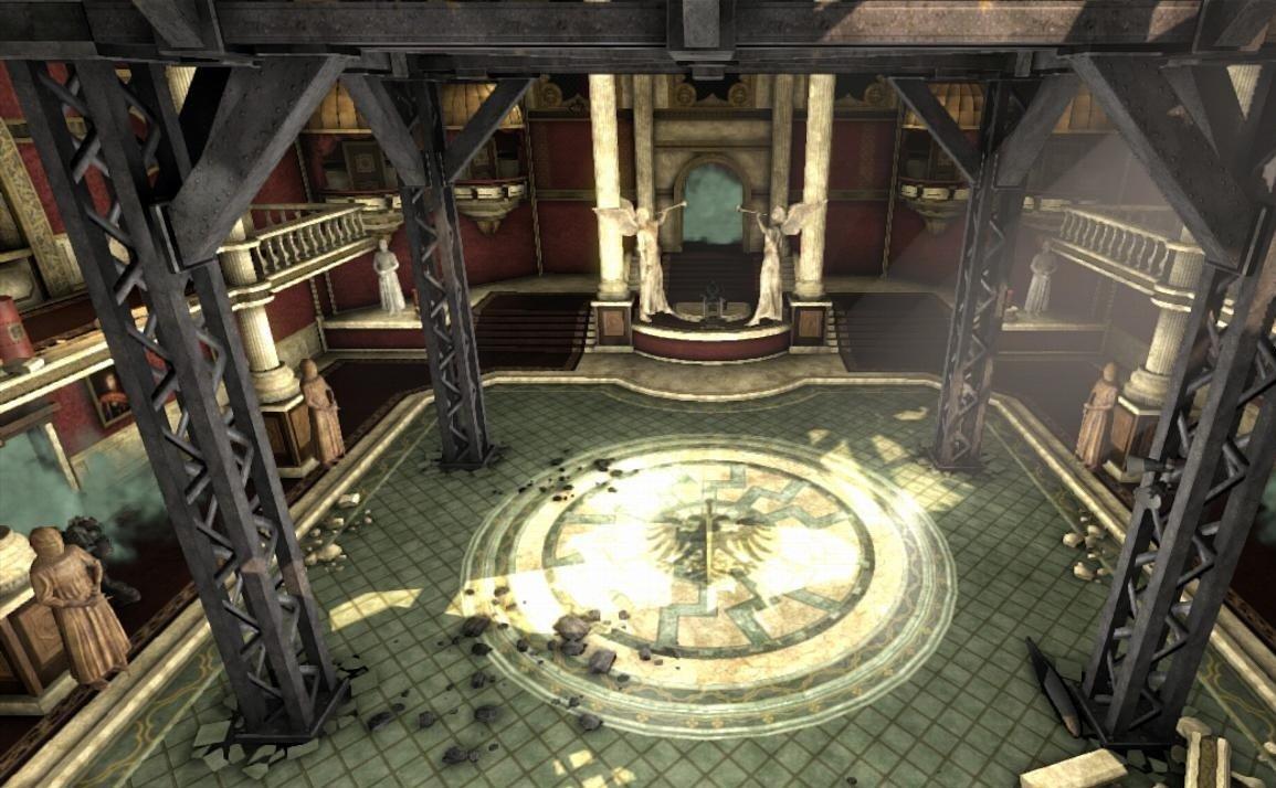 Первый Мститель игра на Xbox 360