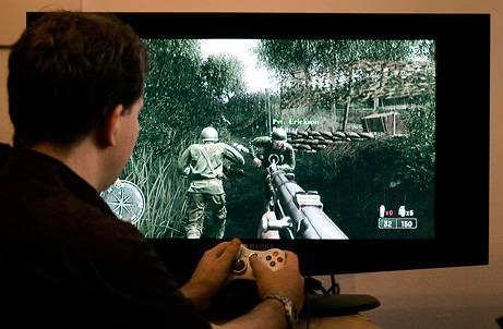 Компьютерные игры улучшают зрение – неожиданное заявление сделали ученые из Рочестерского университета (США).В ходе  ... - Изображение 2