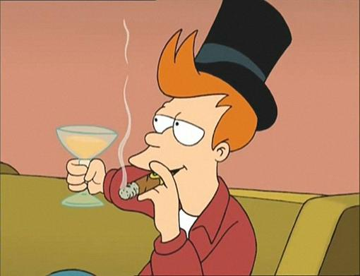Здраствуйте дорогие читатели канобу.Сегодня наша речь пойдёт о мультфильме Футурама от создателя Симпсонов Мэтта Гро ... - Изображение 1