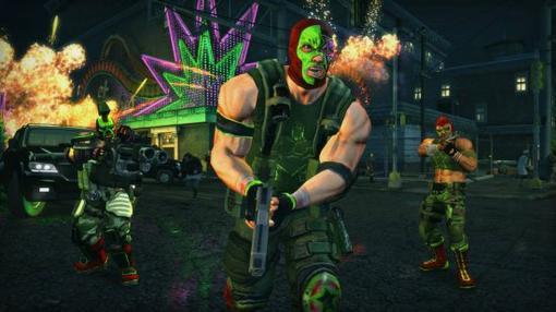 Saints Row: The Third                           Игра в стадии разработки                           Жанр:  action  Пр ... - Изображение 2