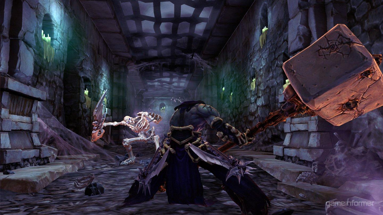 Видео игра darksiders 2