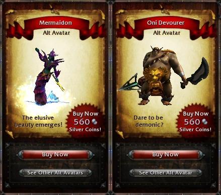 Версия 2.0.33-------------- Новый силовик: Amun-Ra- Новый альтернативный аватар: Oni Devourer- Новый альтернативный  ... - Изображение 1