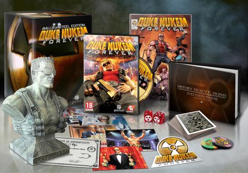 Как вы все возможно догадались это видео приурочино к выходу Duke Nukem Forever и я хочу рассказать вам о супер изда ... - Изображение 1