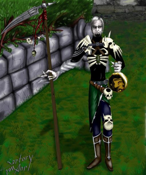Ни для кого не новость, что в Diablo 3 не будет некроманта в качестве персонажа, за которого можно будет играть. Как ... - Изображение 1