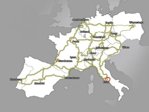 Игра Euro truck simulator вышла в 2008 году от европейских разроботчиков. Игра является симулятором дальнобойщика. Э ... - Изображение 2