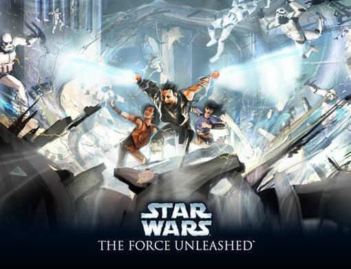 Привет канобувци свами я  Multi The Rush и сегодня я буду рассказывать про Star Wars The Force Unleashed 2.События р ... - Изображение 3