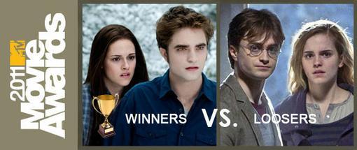 Третий год подряд триумфатором кинопремии «MTV Movie Awards» стал фильм из «Сумеречной саги» - «Сумерки. Сага. Затме ... - Изображение 1
