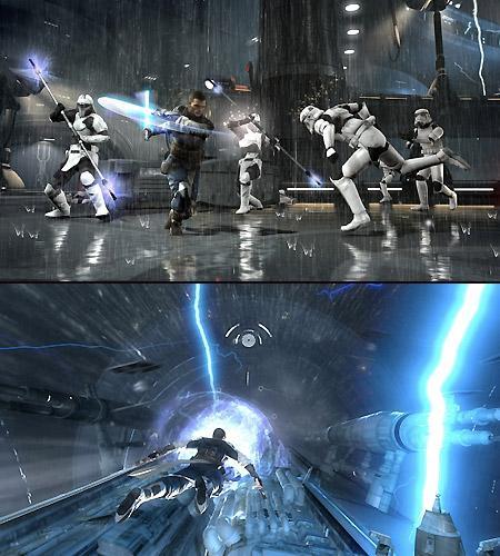 Привет канобувци свами я  Multi The Rush и сегодня я буду рассказывать про Star Wars The Force Unleashed 2.События р ... - Изображение 2