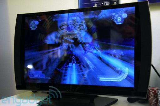 Об этом патенте Sony говорили уже достаточно давно. И вот теперь, на выставке E3 3D-монитор с возможностью мультипле ... - Изображение 1