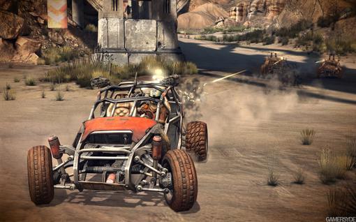 Действие игры разворачивается в постапокалиптическом мире, который похож на мир, показанный в фильмах «Безумный Макс ... - Изображение 3
