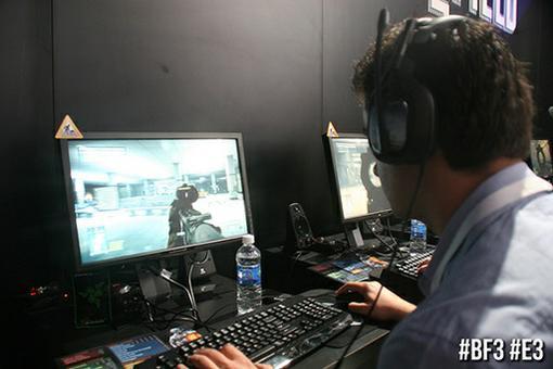 «Отдача оружия в Battlefield 3 приносит чувство глубокого удовлетворения, особенно - когда после неё падает повержен ... - Изображение 3