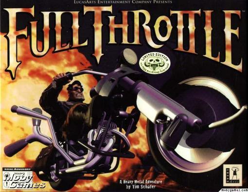 Добрый день, канобу.  Если вы хотите поиграть в Full Throttle, Sam & Max Hit The Road, Broken Sword и еще нескол .... - Изображение 1