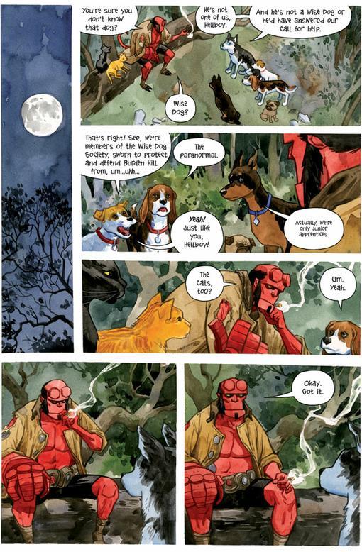 Очередными зверушками решают заняться создатели Шрэка, и на этот раз это будет экранизация комикса от Dark Horse под ... - Изображение 2