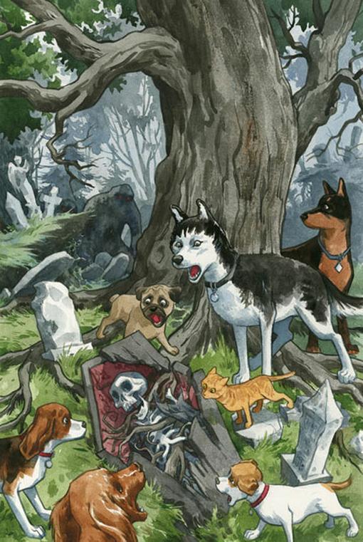 Очередными зверушками решают заняться создатели Шрэка, и на этот раз это будет экранизация комикса от Dark Horse под ... - Изображение 1