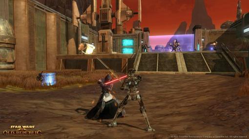 Компания BioWare сделала много хороших и популярных однопользовательских компьютерных ролевых игр: Baldur's Gate, Dr ... - Изображение 1