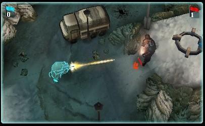 Всем привет. Сегодня  я подготовил для вас обзор одной из лучших игр для Nintendo 3DS – Tom Clancy's Ghost Recon Sha ... - Изображение 3