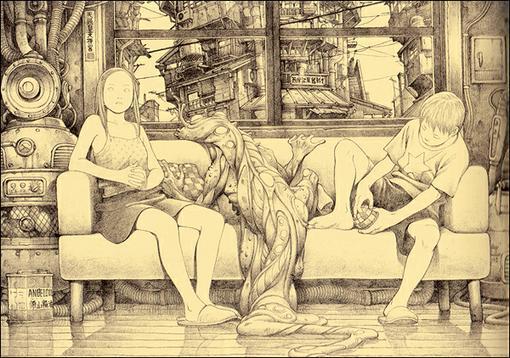 Отрывок из «Зеркальных войн» Р.Б. Шимосы  Сегодня почти несомненно, что одним из важнейших открытий нашего век стала ... - Изображение 2