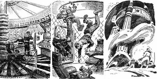 Повесть была написана в 50-х годах прошлого века. Это было время цинизма, пессимизма, недоверия (см. L.A. Noire ну и ... - Изображение 3