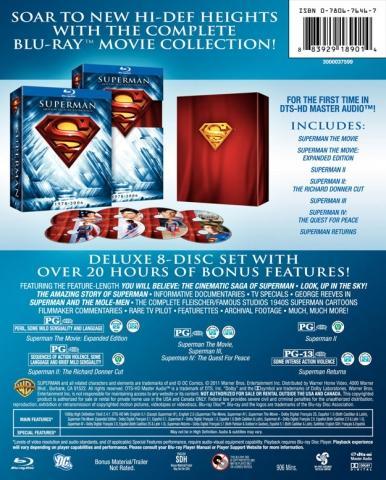 Похоже, Warner Home Video решила как следует опустошить наши кошельки — за три недели до режиссерских версий «Власте ... - Изображение 3