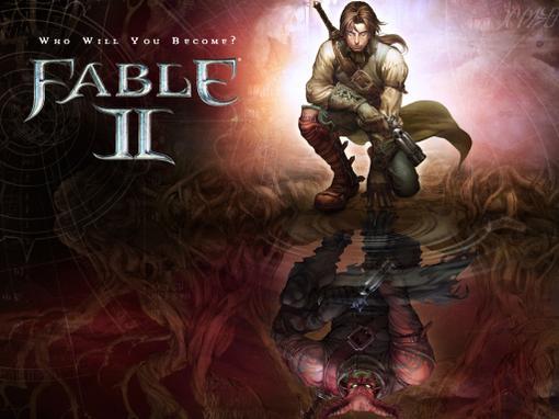Здраствуйте ребята как я и обещал расскажу вам о сюжетном линий Fable II.  ПредысторияИгра начинается в городе Бауэр ... - Изображение 1