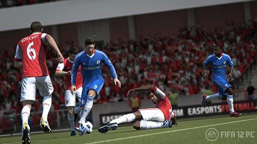 РЭДВУД, Калифорния – 22 июня 2011 года – Electronic Arts Inc. (NASDAQ: ERTS) сообщает, что EA SPORTS™ использует Pla ... - Изображение 1