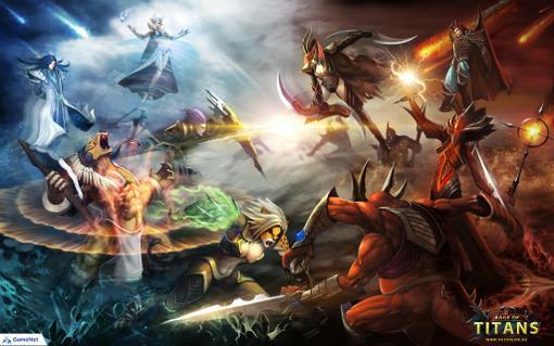 Титаны!      Вот уже больше недели идут кровопролитные сражения в землях Rage of Titans, в ходе которых Падшие и Свя ... - Изображение 1