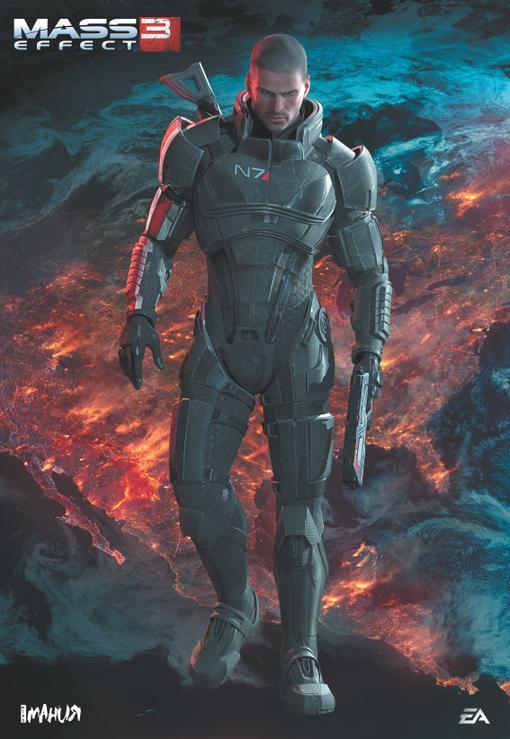 Фильм Mass Effect презентуют на Comic-Con в Сан-Диего 22 июля. Согласно пресс-релизу Legendary Films, первый взгляд  ... - Изображение 1