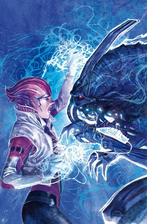 Не знаю сколько из посетителей канобу, слышали или читали комиксы про Mass Effect но 19 октября выйдет комикс которы ... - Изображение 1