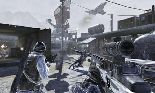 """Сегодня в обзоре речь пойдёт о творении западных игроделов,под названием """"Call of Duty Black Ops"""". Но сначала кратки ... - Изображение 3"""