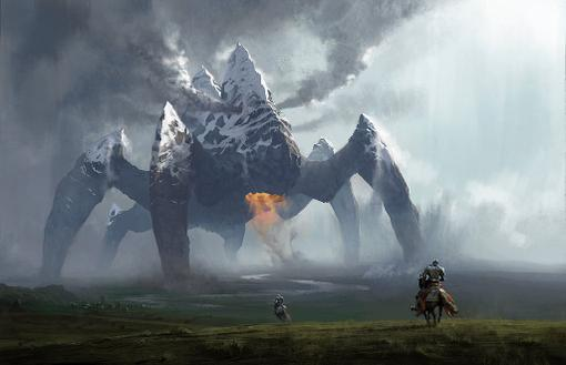 """Компания Trion Worlds объявила результаты конкурса """"Create a Colossus"""", в ходе которого участникам предлагалось нари .... - Изображение 1"""