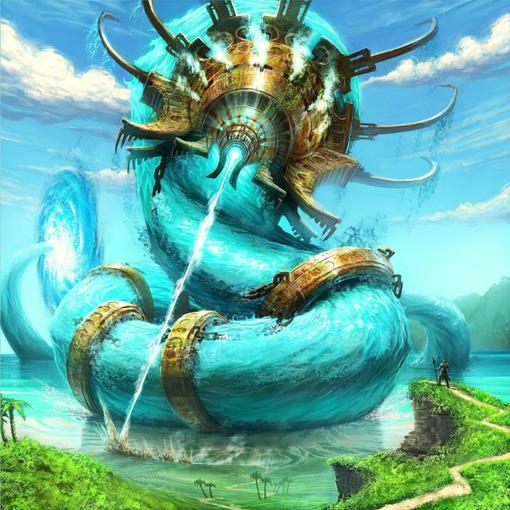 """Компания Trion Worlds объявила результаты конкурса """"Create a Colossus"""", в ходе которого участникам предлагалось нари ... - Изображение 2"""