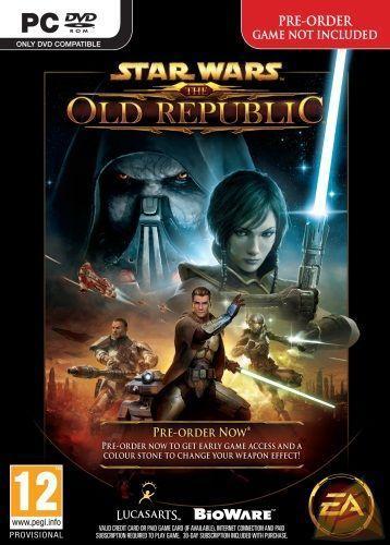 В Сети появились слухи о том, что начало приема предзаказов на MMORPG Star Wars: The Old Republic начнется уже буква ... - Изображение 1